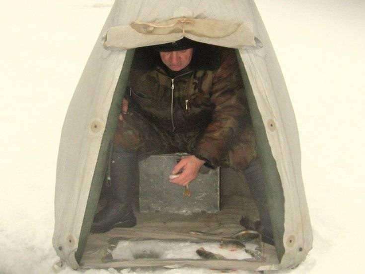 Теплый пол для зимней палатки своими руками