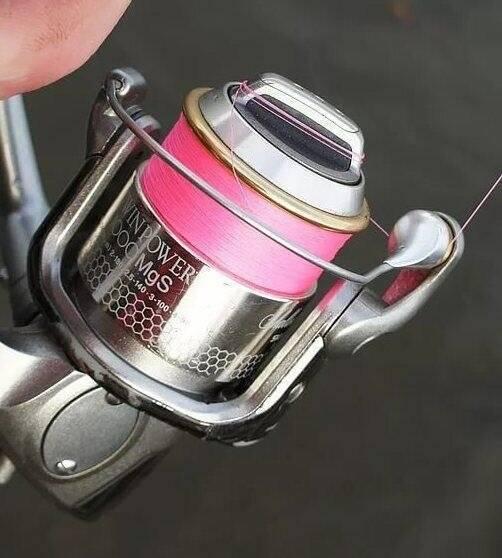 Как правильно наматывать леску на катушку спиннинга? – суперулов – интернет-портал о рыбалке