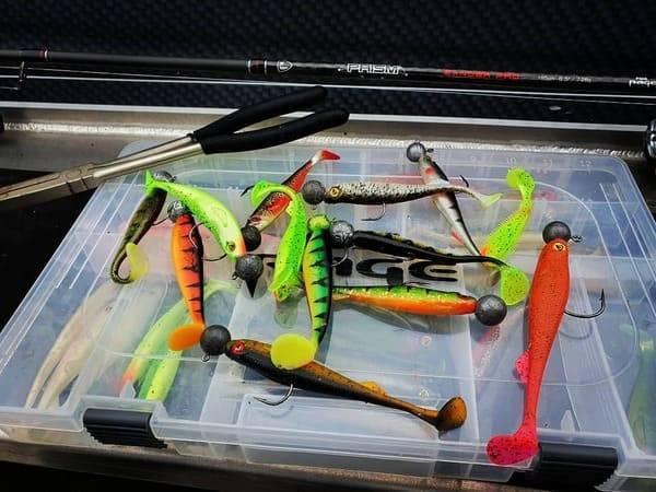 Как ловить судака весной?
