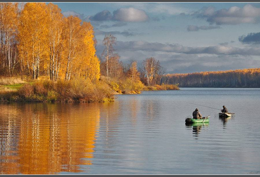 Советы для безопасной рыбалки - сайт поискпути
