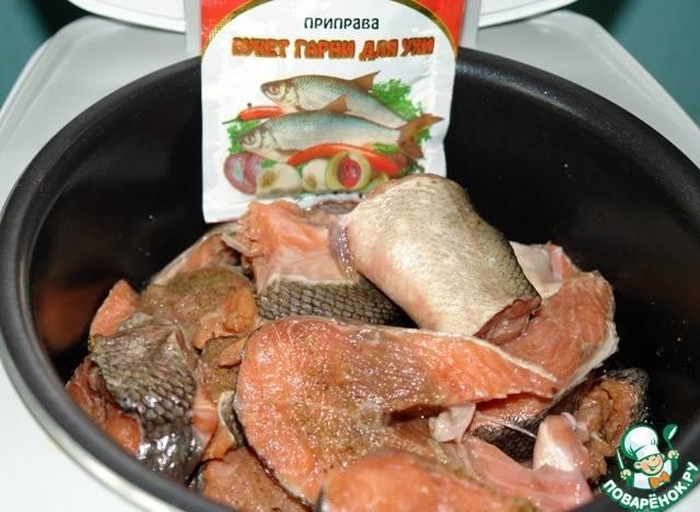 Консервы из речной рыбы в домашних условиях в мультиварке