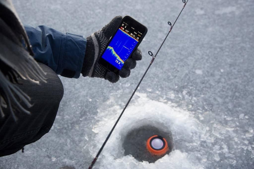 Покупаем правильный эхолот для рыбалки — советы и отзывы