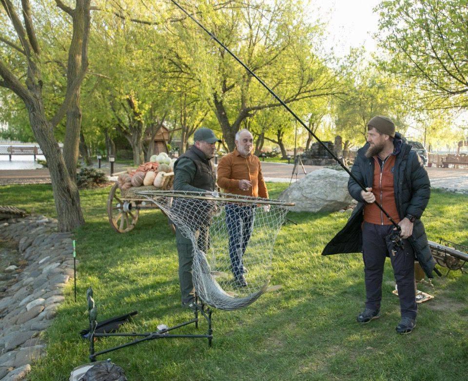 Рыбалка в Чеченской Республике: лучшие места на карте