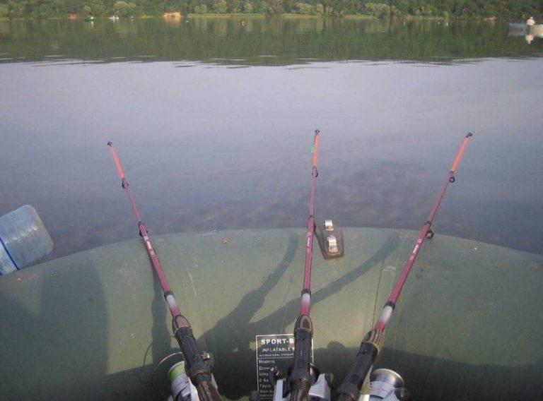Удочка для ловли с лодки – суперулов – интернет-портал о рыбалке