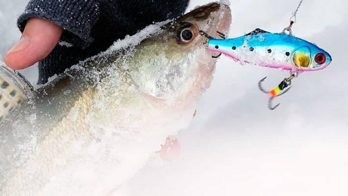 Лучшие ратлины для зимней рыбалки