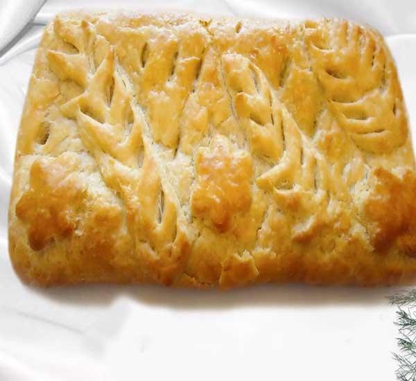 Рыбный пирог в духовке, простые, быстрые, вкусные рецепты с рыбой