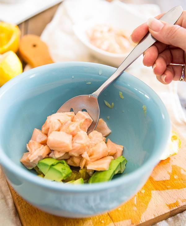 Севиче из тунца - изысканная закуска на скорую руку: рецепт с фото и видео
