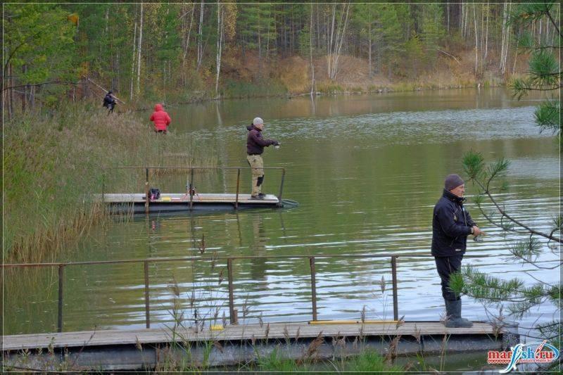 Рыбалка в республике марий эл и в йошкар-оле