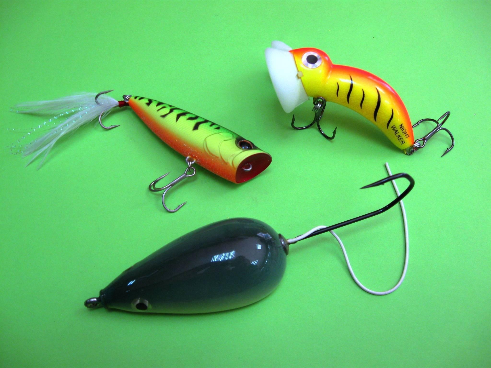 Приманки для ловли щуки на спиннинг: резина, блесны, попперы и воблеры