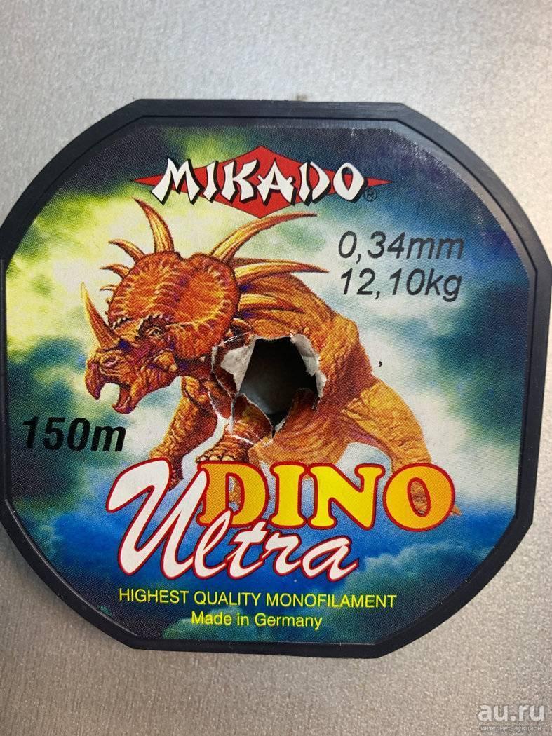 Известная леска компаний balsax и mikado