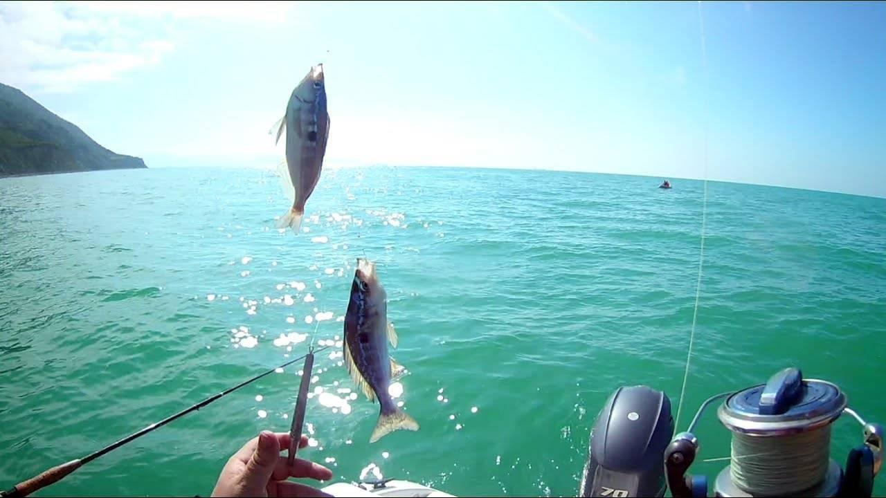 Рыбалка в витязево