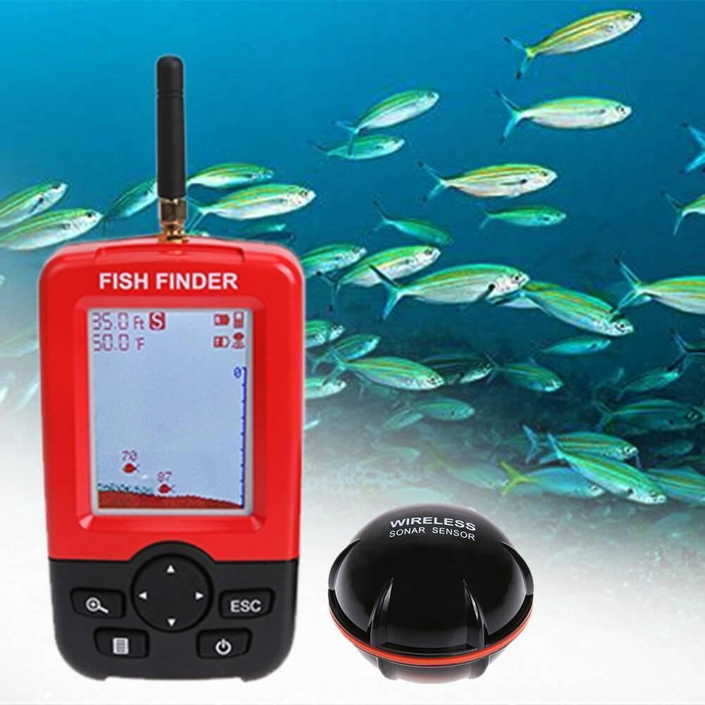 Лучшие эхолоты с алиэкспресс для рыбалки, обзор топ 16 моделей