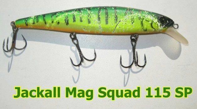 Воблер jackall mag squad - воблеры - страница 31 - клуб любителей воблеров