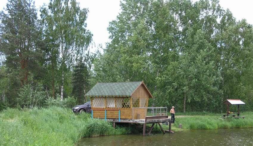 Добавить место для рыбалки – Платная рыбалка в России