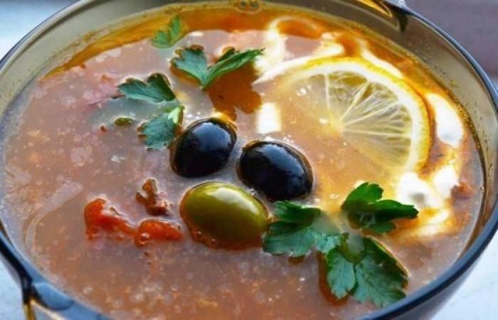 Солянка рыбная классическая: рецепты приготовления с фото