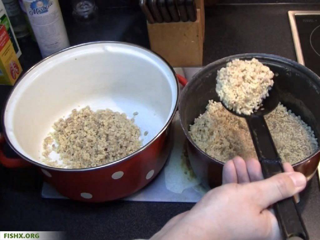 Что такое салапинская каша для рыбалки и как её готовить?