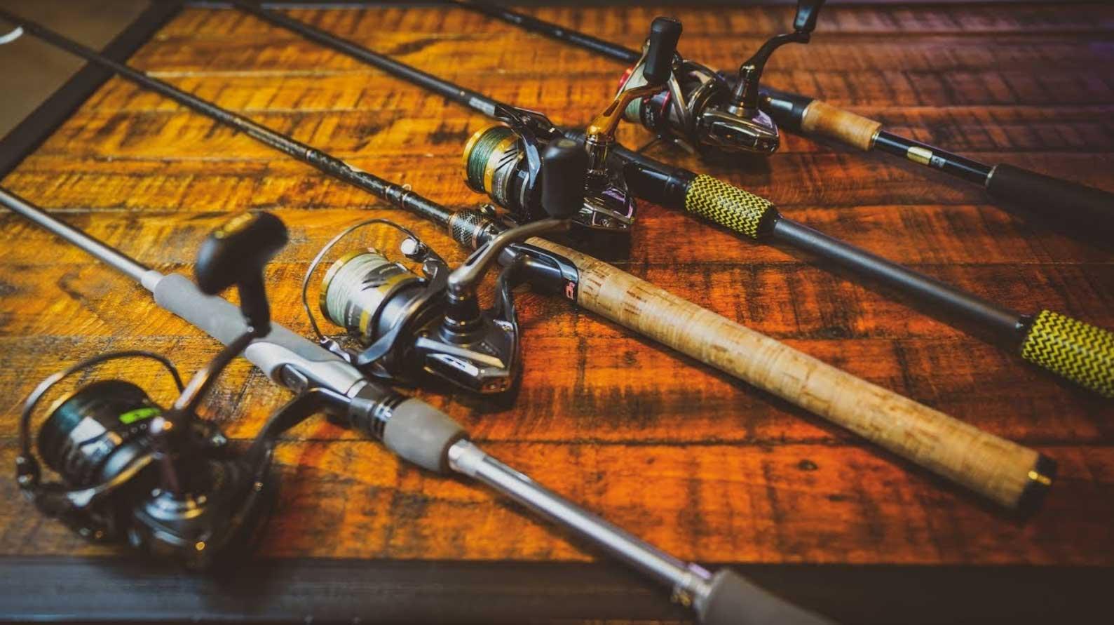 Ловля на ульралайт: выбор снасти и эффективные приманки