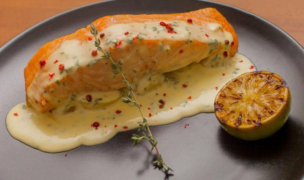 Соус к рыбе: 93 домашних вкусных рецепта приготовления