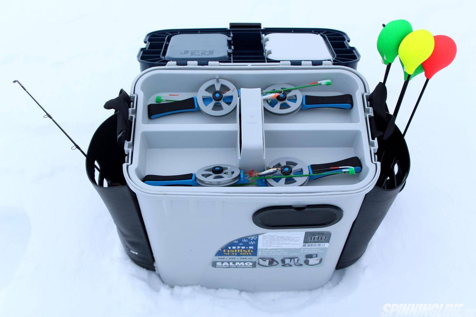Как сделать ящик для зимней рыбалки своими руками?