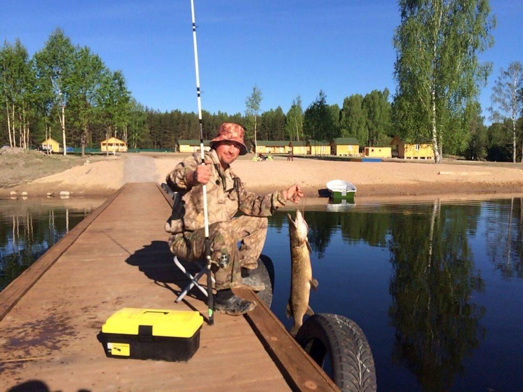 Места для рыбалки в санкт-петербурге – платная и бесплатная рыбалка!