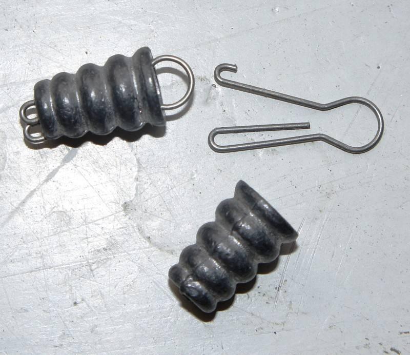 Грузило чебурашка: как сделать своими руками, особенности разборного рыболовного груза