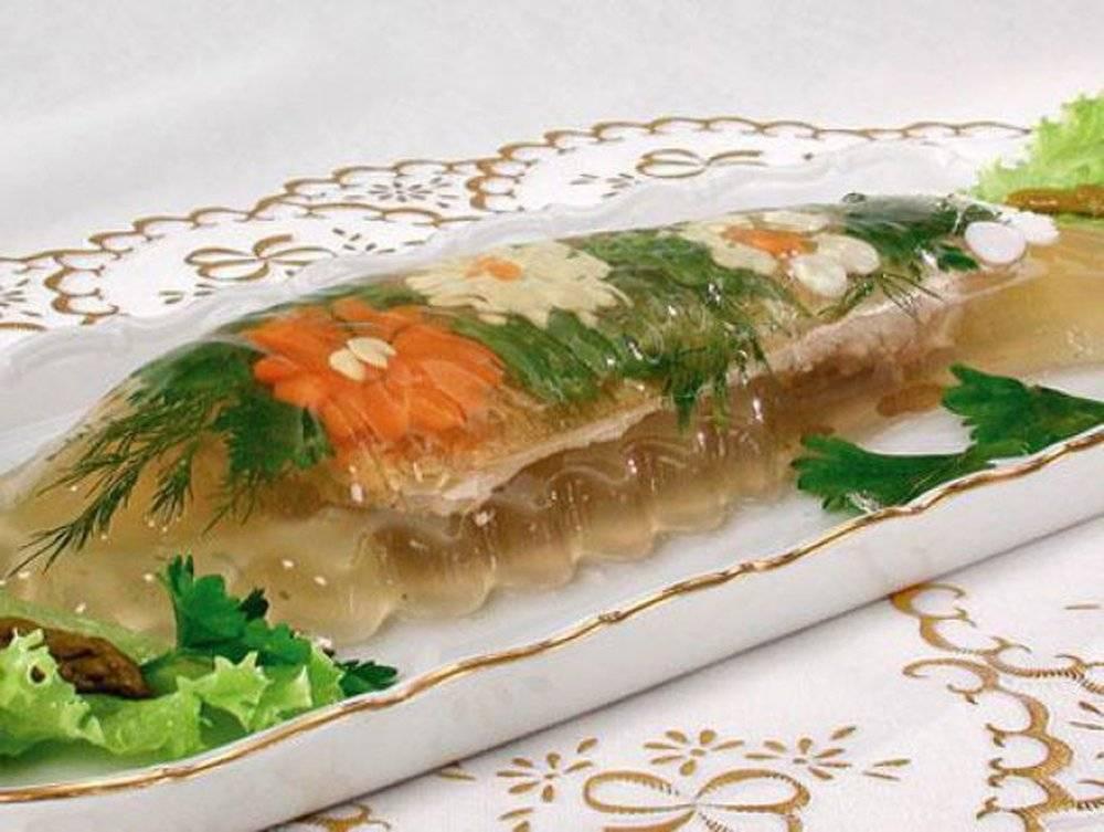 Как приготовить заливное из мяса по пошаговому рецепту с фото