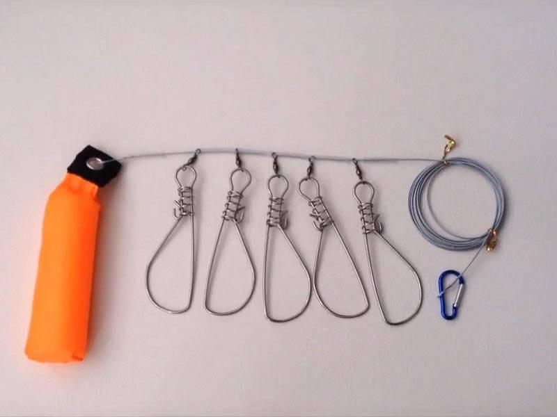 Кукан для рыбы: инструкция по изготовлению и использованию