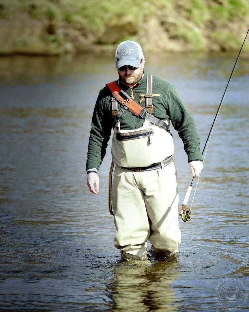 Вейдерсы: что это, лучшие вейдерсы для рыбалки