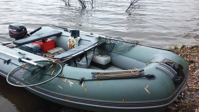 Тюнинг лодки пвх своими руками для рыбалки: фото и видео советы