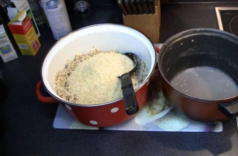 Салапинская каша: рецепт на леща и приготовление