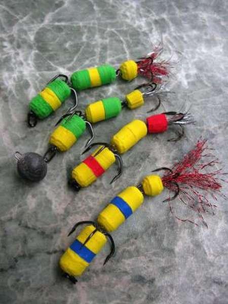 Как ловить на мандулу: изготовление приманки своими руками, ловля судака, окуня и щуки