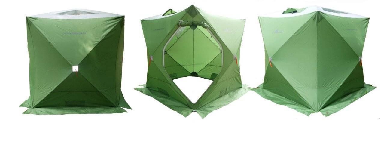 ❄️ как правильно выбирать палатку для зимней рыбалки?