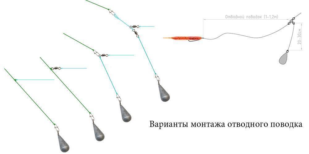 Рыбалка на спиннинг | спиннинг клаб - советы для начинающих рыбаков ловля судака на отводной поводок: секреты успешной рыбалки