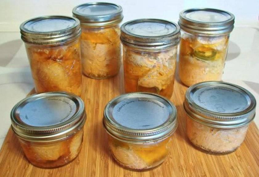 Рыбные консервы в автоклаве: рецепты в домашних условиях