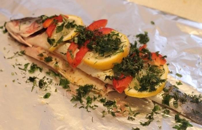 Сибас в духовке » вкусно и просто. кулинарные рецепты с фото и видео