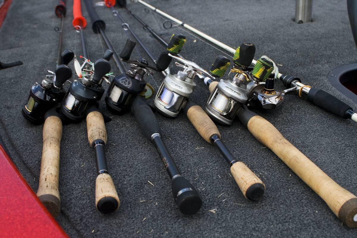Удочки: виды и особенности выбора – рыбалке.нет