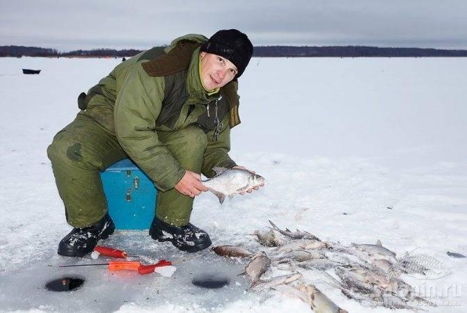 Снасти для зимней рыбалки: что нужно взять с собой