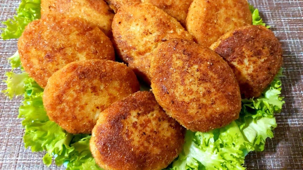 Рыбные котлеты из минтая – очень простые и вкусные рецепты
