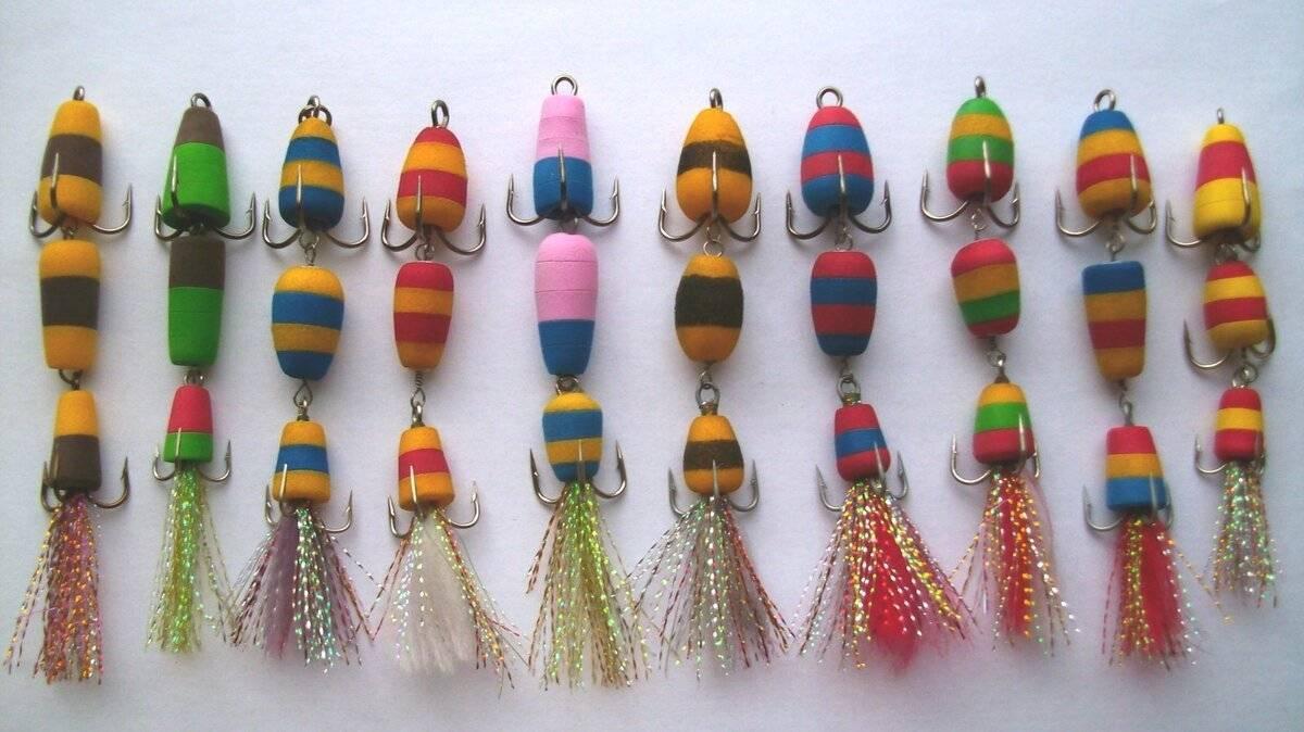 Мандула на судака: цвета лучших уловистых моделей