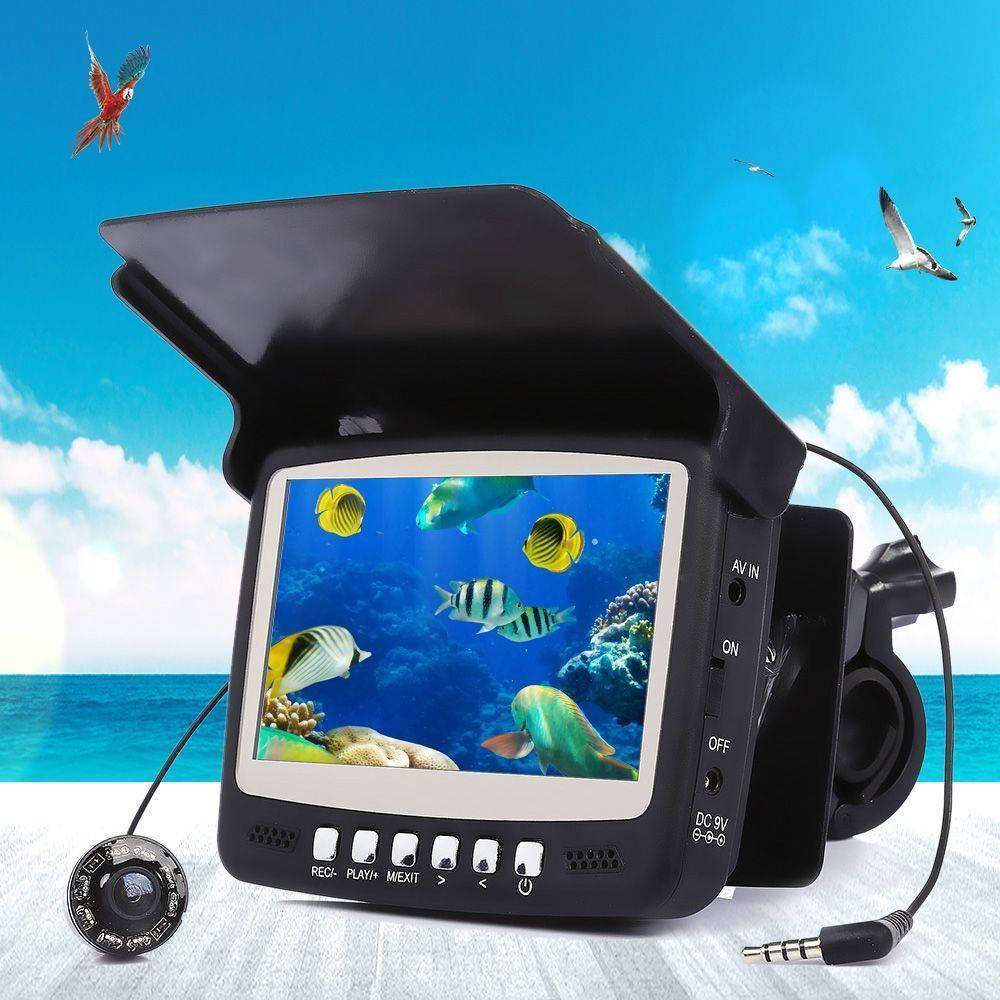 Топ 20 лучшие подводные камеры для рыбалки (рейтинг 2019)