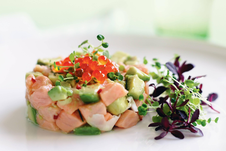 Рецепты севиче из лосося