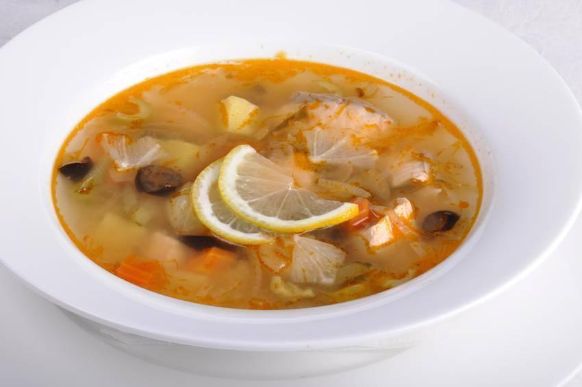 Рыбная солянка: рецепт приготовления в домашних условиях, как приготовить вкуснейшую солянка из рыбы