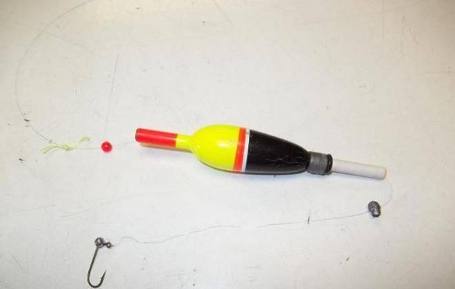 Удочка со скользящим поплавком для дальнего заброса: оснастка, монтаж, применение