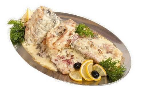 Карп в сметане: сытное блюдо для диетического стола. как быстро и вкусно приготовить карпа в сметане: жарного, запечёного, целиком