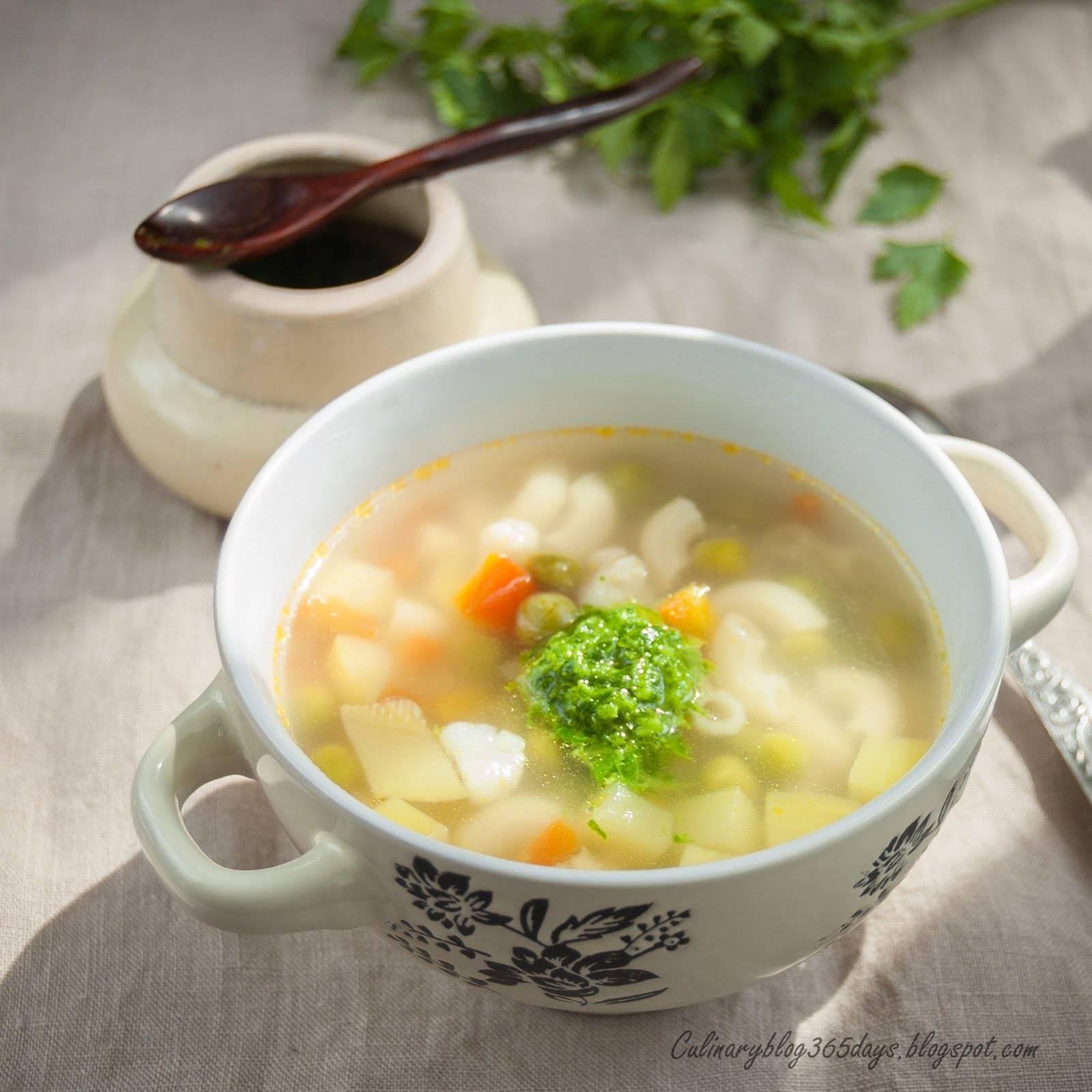 Раковый суп