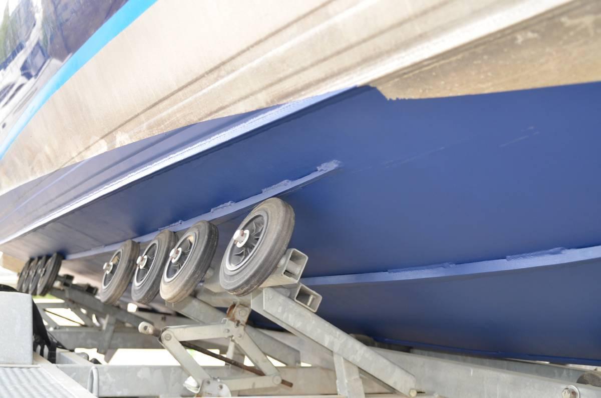 Краска для алюминиевых лодок и катеров