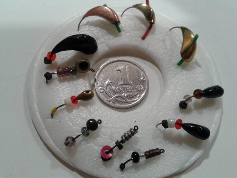 Пайка вольфрамовых мормышек в домашних условиях