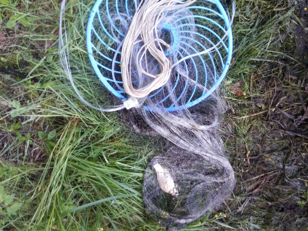 Кастинговая сеть для рыбной ловли: виды снасти, изготовление своими руками