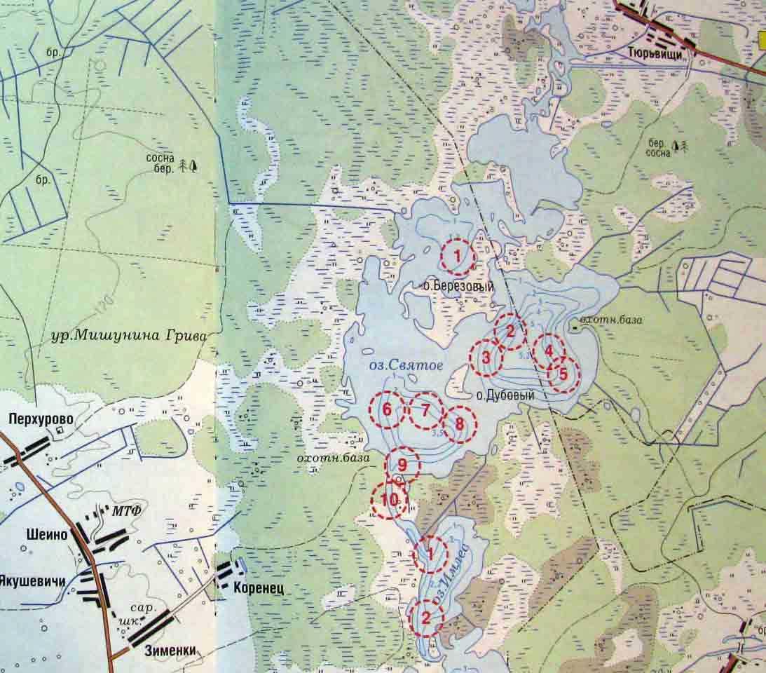 Рыбалка в новгородской области: лучшие места на карте топ-10
