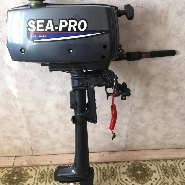 Лодочный мотор sea-pro t 9.8 s отзывы, характеристики, цена, недостатки